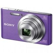Digital Camera DSC-W830 Purple + 8GB карта