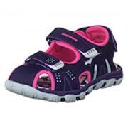 Bagheera Crux Ii Plum/pink, Shoes, blå, EU 26