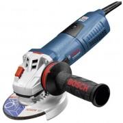 Polizorul unghiular Bosch GWS 13 125 CIE, 1300 W, 125 mm, turatie reglabila, protectie suprasarcina, maner antivibratii, turatie constanta, protectie repornire