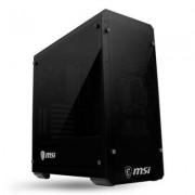 Кутия за компютър msi mag bunker mid tower, atx / matx / mini-itx, msi mag bunker mid tower