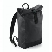 Bag base Tarp Roll-Top Backpack Black
