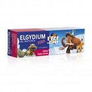 Pasta de dinti pentru copii cu aroma de capsuni Ice Age, 2-6 ani, Elgydium Kids (Gramaj: 50 ml, Concentratie: Pasta de dinti)