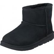 UGG Classic Mini II Kids Black, Skor, Kängor & Boots, Fårskinnsstövlar, Svart, Unisex, 32