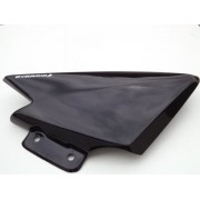 Yamaha MT09 / FZ09 (13-16) Frame Infill Cover Panels: Deep Armour (Purple)