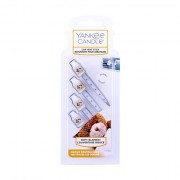 Yankee Candle Soft Blanket Vent Stick deodorante per l'auto 4 pz unisex