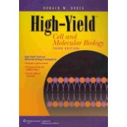 High-yield Cell and Molecular Biology (Dudek Ronald W.)(Paperback) (9781609135737)