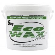 Pasta montażowa do opon ECO-WAX 5kg - 5 kg
