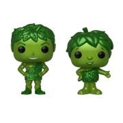 Pop! Vinyl Green Giant e Sprout Metallizzati 2-Pack Figure Pop! Vinyl Esclusive (ESCLUSIVA VIP)
