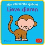 Mijn allereerste kijkboek Lieve dieren 1-3 - ZNU