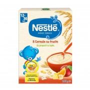Cereale Nestle - 8 cereale cu fructe 250g