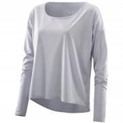 Skins Plus Women's Pixel Long Sleeve Top - Sora/Marle - XS - Purple