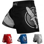 Hayabusa Ultra léger mi-cuisse Kick Boxing Shorts