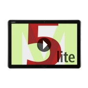 Huawei MEDIAPAD M5 LITE 10'' LTE 3/32GB: SIVA