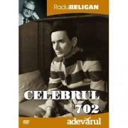 Celebrul 702:Radu Beligan,Amza Pelea,Florin Piersic,Ion Fintesteanu,Marcel Anghelescu,Dem Radulescu etc - Celebrul 702 (DVD)