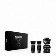 Moschino Toy Boy Kit - Eau de parfum 50 ml + Body Gel 50 ml + Balsamo dopobarba 50 ml