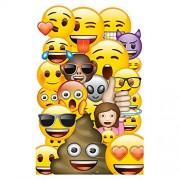 Unique Celebración Emoji, Emoticono, Recorte, Multicolor