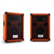 coppia casse Beatamine-C150W RMS arancioni