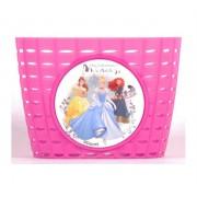 Prednja košarica Princess roza