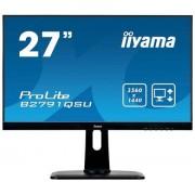 "IIYAMA ProLite B2791QSU-B1 - LED-monitor - 27"" (27"" zichtbaar) - 2560 x 1440 1440p (Quad HD) - TN - 350 cd/ms - 1000:1"