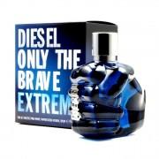 Diesel only the brave extreme 75 ml eau de toilette edt spray profumo uomo