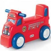 Детски пожарникарски мотор за яздене - Little Tikes, 320109