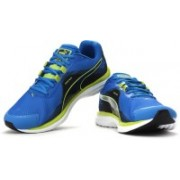 Puma Faas 500 v4 Running Shoes For Men(Blue)