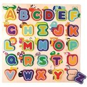 Angol ábécé állatokkal