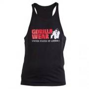 Gorilla Wear Tank Top Zwart