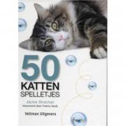 50 kattenspelletjes
