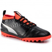 Обувки PUMA - One 18.3 Tt 104542 01 Black/Silver/Red