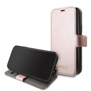 Guess Pouzdro / kryt pro iPhone 11 Pro MAX - Guess, Iridescent Book Rose