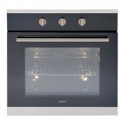 Euro Appliance EV600BSS2 60cm Electric Built-In Fan Forced Oven