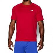 UNDER ARMOUR - tričko KRTech SS Tee Red Velikost: LG