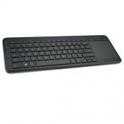 Klávesnica Microsoft All-in-One Media Keyboard Wireless,CZ&SK