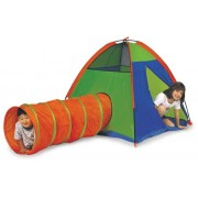 Pacific Play Tents Hide Me Play Tent & Tunnel (Colors may vary)