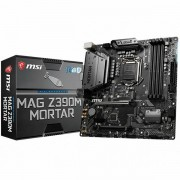 MAG_Z390M_MORTAR - MSI Main Board Desktop MAG Z390M MORTAR