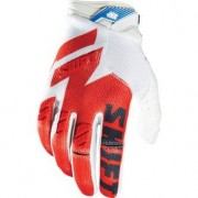 SHIFT Guantes Shift Faction 2016 White / Red