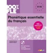 Phonetique Essentielle Du Francais [With MP3] (French), Paperback
