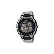 Relógio Masculino Digital Casio Ae-2100WD-1AVDF - Prata