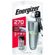 Energizer Torche Energizer Vision HD Metal 270lm avec 3 piles AAA