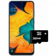 Samsung Galaxy A30 dual sim 32+3 GB+ MicroSD 32 gratis- Azul