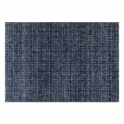 Miliboo Tapis bleu à motif graphique 160 x 230 cm SAPHIR