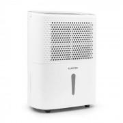 Klarstein DryFy 10 Déshumidificateur d'air Compression 10l/24h 240W Minuterie -blanc