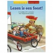 Deltas Boek Lezen Is Een Feest! AVI M4-E4 6 Verhalen
