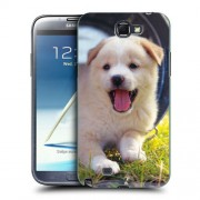 Husa Samsung Galaxy Note 2 N7100 Silicon Gel Tpu Model Sweet Puppies