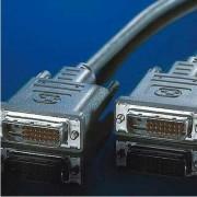 Cable DVI - DVI Dual Link, 2m, Value 11.99.5525