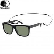 Quiksilver Sluneční brýle Quiksilver Charger Premium matte black