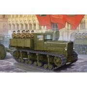Trumpeter 05540 - 1:35 Soviet Komintern Artillery Tractor