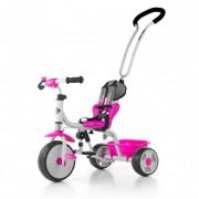 Tricicleta copii Boby pink