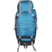 Entire Delta Champion Rucksacks Bag 60 Liters Rucksack - 60 L(Blue)